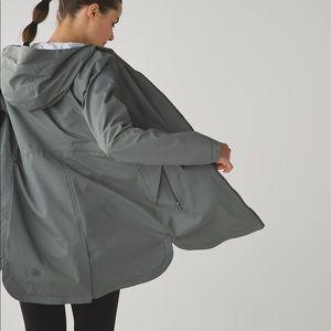 Lululemon   Definitely Raining Jacket